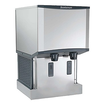 Scotsman HID525AW-1 - Meridian Ice and Water Dispenser, Touchfree