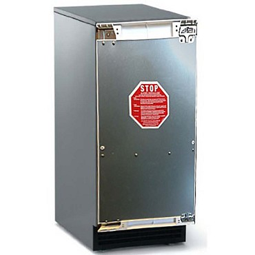 Dented Scotsman SCN60PA-1SU - Brilliance Nugget Ice Machine 85 lb. per day