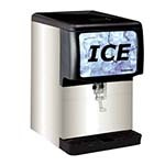 Scotsman ID150B-1 - Countertop Cube Ice Dispenser, Cup Activated