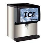 Scotsman ID250B-1 - Countertop Cube Ice Dispenser, Cup Activated