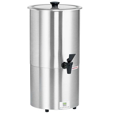 Server 84190 - SY Syrup Server, stainless steel construction, 3 gallon capacity