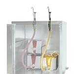Server 85783 - Remote Dispensing System, Single Pouch Rack, Thick & Particulate Dispenser