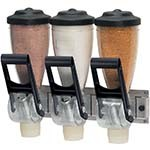 Server 86650 - DPD Dry Product Dispenser, Triple, (3) 1 liter dispensers, tripl