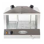 Serv-Ware EHS-01 - Hot Dog Steamer, counter top, 18-7/64
