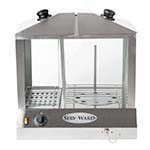 Serv-Ware EHS-02 - Hot Dog Steamer, counter top, 18-7/64