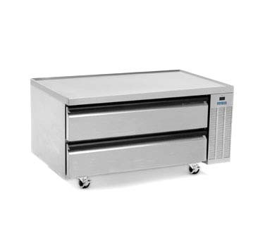 Silver King SKFCB50H/C10 - High Capacity Freezer Chef Base, 50in., two-section