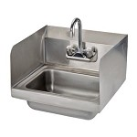 Skibee SKIHS12SS - Ironguard Hand Sink, wall mount, 10