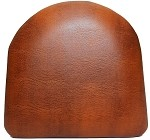 Skibee SKIC2160/2301BRN - Replacement Seat Cushion, for 2160 & 2301 series, vinyl, brown