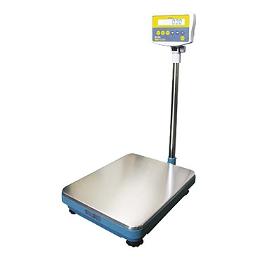 Skyfood BX-300PLUS - Bench Platform Receiving Scale, electric, 6 digit elevated LCD d