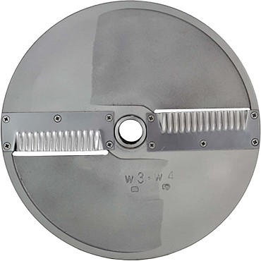 Skyfood W4 - Slicing Disc Plate- Scallop Cut- 5/32""