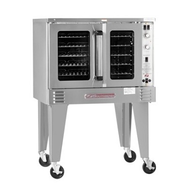 Southbend ES/10SC - Convection Oven, electric, single-deck, solid state controls