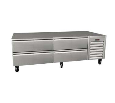 "Southbend 30108SB - Freezer Base, self-contained, 108"", (6) 26"", drawers"