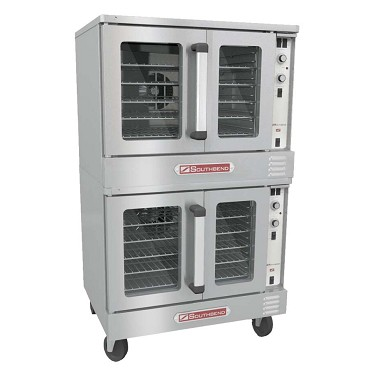 Southbend BGS/22SC - Bronze Convection Oven, Gas, Double-Deck, Standard Depth