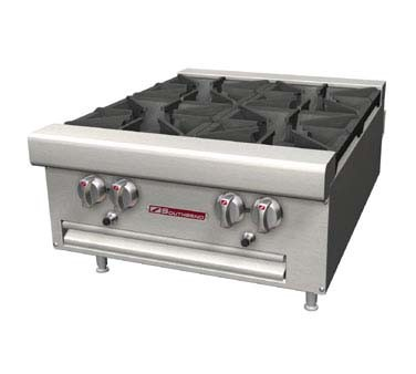 "Southbend HDO-48 - Countertop Hotplate, gas, 48"", (8) burners"