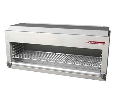 "Southbend P24-CM - Cheesemelter Match, gas, 24"", (2) infrared burners"