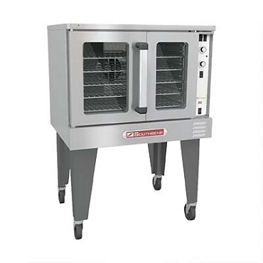Southbend BES/17SC - Convection Oven, electric, single-deck, dependent glass doors