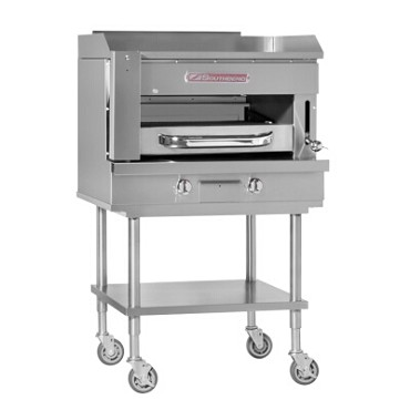 "Southbend SSB-36 - Steakhouse Broiler/Griddle, 31-3/4""W x 28""D cooking surface"