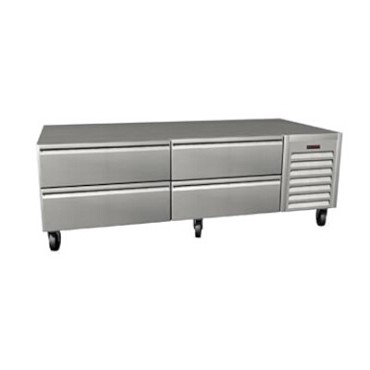 "Southbend 30072SB - Freezer Base, self-contained, 72"", (4) 26"", drawers"
