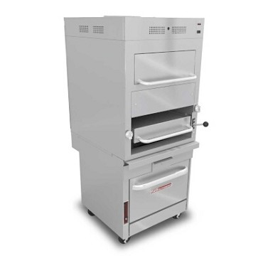 "Southbend P32N-171 - Heavy Duty Broiler, gas, 32"", infrared, no base"