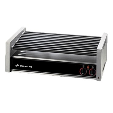 Star 45SC - Grill-Max Pro Hot Dog Grill w/Duratec Rollers