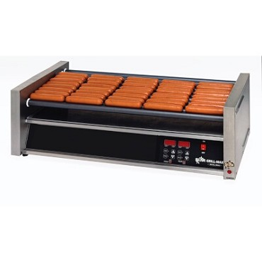Star 50SCE - Grill-Max Pro Hot Dog Grill w/Duratec Rollers