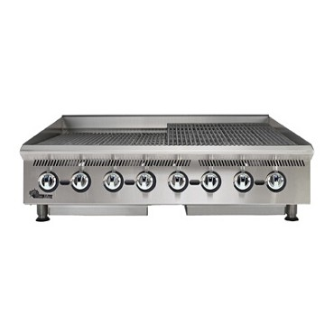 Star 8148RCBB - Ultra-Max Radiant Gas Charbroiler, 48 in.