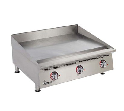 Star 836TA - Ultra-Max Gas Griddle, 36 in.