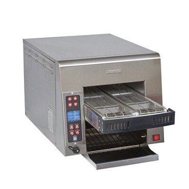 "Star IRCS4 - Conveyor Toaster, electric, 1200 slices/hr, (2) 5"" wide horizontal"