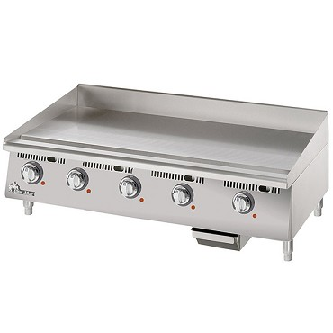 Star 872MA - Ultra-Max Gas Griddle w/Manual Controls, 72 in.
