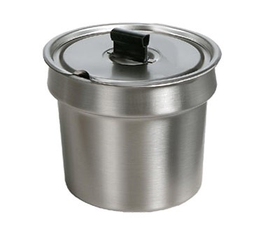 Star SSBL - Stainless Steel Bowl w/Less Cover 11 qt.