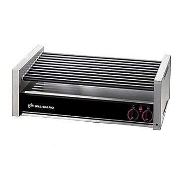 Star 50SC - Grill-Max Pro Hot Dog Grill w/Duratec Rollers, 1535 watts