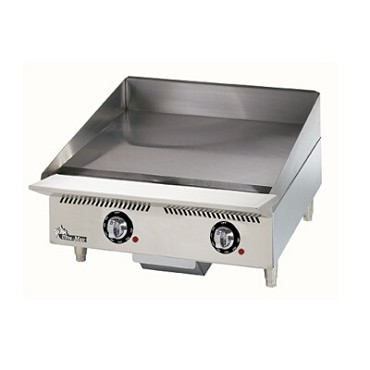 Star 824TA - Ultra-Max Gas Griddle, 24 in.