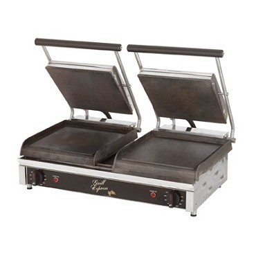 Star GX20IS - Grill Express Electric Two-Sided Grill, 20 in. Smooth