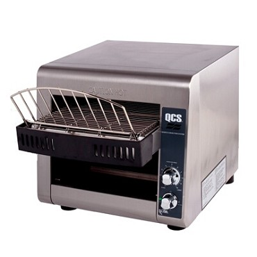Star QCS1-350 - Holman QCS Conveyor Toaster, 350 Slices/hr.