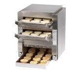 Star DT14 - High Volume Double Conveyor Toaster