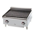 Star 5124CF - Star-Max Electric Charbroiler, 24 in.