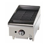 Star 6015CBF - Countertop 40,000 BTU Charbroiler, 15 in.
