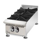 Star 802HA - 60,000 BTU Countertop Hotplate, 12 in.