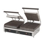 Star GX20IG - Grill Express Electric Two-Sided Grill, 20 in. Grooved