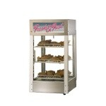 Star HFD-1 - See Through Humidified Display Cabinet, 15 in.