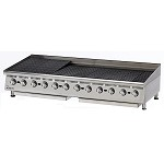 Star 8172RCBB - Ultra-Max Radiant Gas Charbroiler, 72 in.