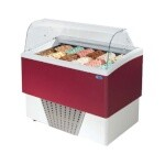 Stoelting CD-BR66-37-WP - Gelato Display Cabinet, 46-3/5