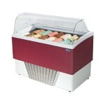 Stoelting CD-BR77-37-WP - Gelato Display Cabinet, 53-1/5