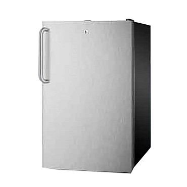 Summit FF521BL7SSTBADA - Accucold Medical Undercounter Refrigerator, 4.1 cu.ft.