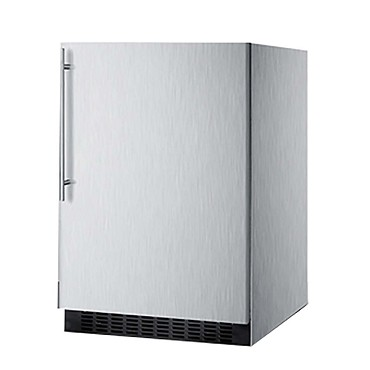 Summit FF64BXCSSHV - All-Refrigerator, built-in or freestanding, 4.6 cu.ft.