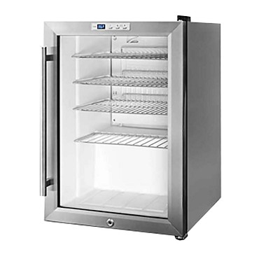 Summit SCR312LCSS - Refrigerated Merchandiser, reach-in, single-section