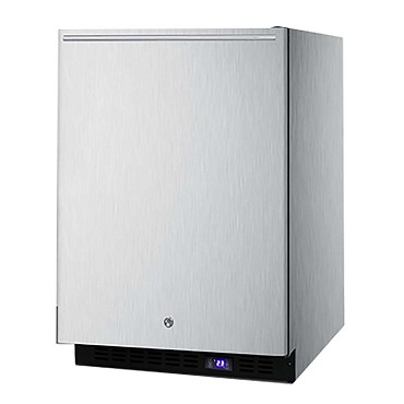 Summit SPFF51OSCSSHH - Outdoor Freezer, frost-free, built-in or freestanding