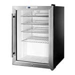 Summit SCR312L - Refrigerated Merchandiser, reach-in, single-section