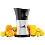 Sunkist PJF-A1 - Pro Series Citrus Juicer extract up to 10 gallons per hour - Black