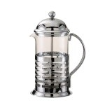 Service Ideas T477B - French Coffee Press, 0.6 liter, 4-1/4